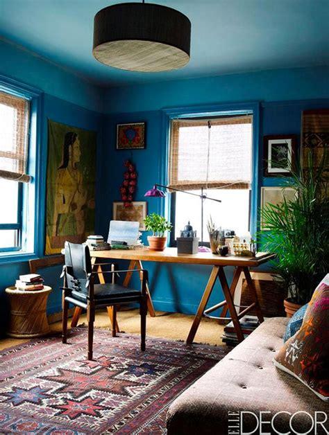 bureau coloré hc travailler chez soi 5 clés pour un bureau feng shui