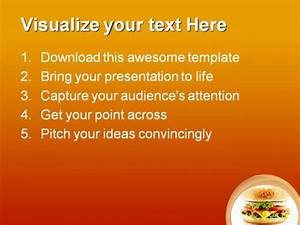Cheese Burger Food Powerpoint Templates And Powerpoint