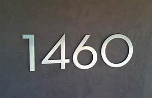 welcome new post has been published on kalkuntacom With modern house numbers and letters