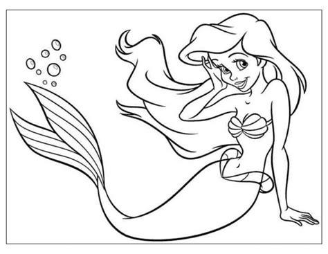 stare disegni da colorare gratis disegni della sirenetta da colorare foto nanopress