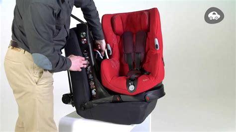 installation siege auto axiss installation du si 232 ge auto groupe 1 axiss de bebe confort