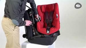 Siege Auto Bebe 9 Mois : installation du si ge auto groupe 1 axiss de bebe confort youtube ~ Melissatoandfro.com Idées de Décoration
