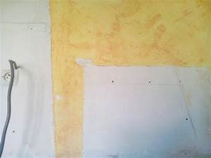 preparation d39un mur abime avant peinture With preparation murs avant peinture