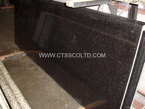 black galaxy granite countertop china manufacturer