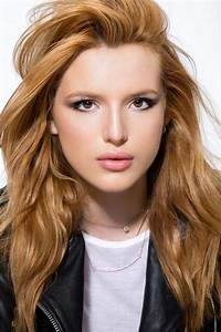 BELLA THORNE – Yahoo Beauty Photoshoot