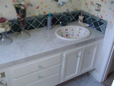 carrera marble countertop   tiles stocker tile