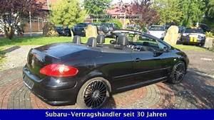 2012, Peugeot, 307, Cc, Platinum, 180, Navi, Leather, 18