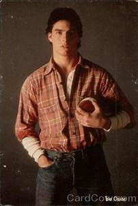Tom Cruise in All the Right Moves - Tom Cruise as a young ...