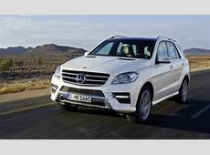 2012 MercedesBenz ML throws down gauntlet to Audi Q7 and