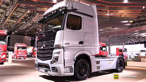mercedes actros  ls edition  hp tractor