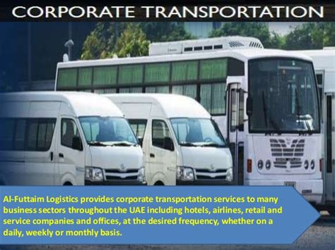 Corporate Transport Services by Corporate Transport Services For Hotels Airlines Retail