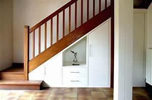 Amenager Sous Escalier : placard sous escalier ikea sous dressing placard ~ Voncanada.com Idées de Décoration
