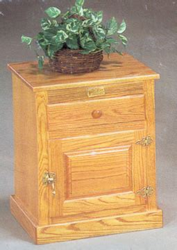 clad furniture white clad oak icebox table w drawer clayborne s of sc White