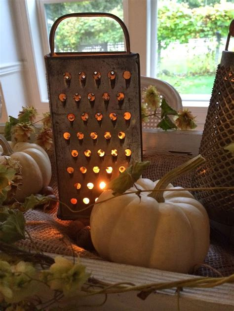ideas  vintage fall decor  pinterest