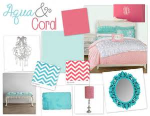 aqua coral bedroom guest bedroom color scheme have