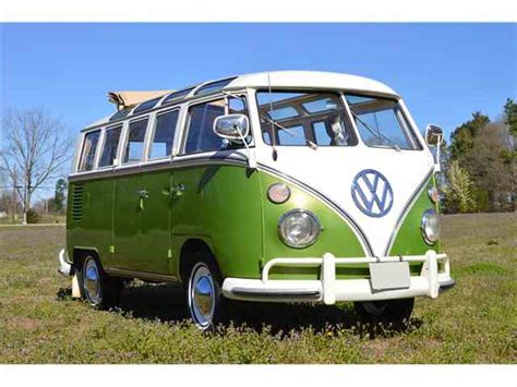 Classic Volkswagen Bus For Sale On Classiccars.com