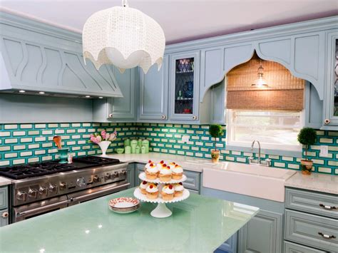 best way to design a kitchen best way to paint kitchen cabinets hgtv pictures ideas 9235