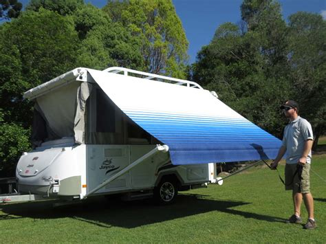 complete rv awning ezi cer awning arms complete with carefree awning