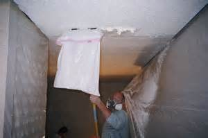 how to remove a popcorn ceiling extreme how to