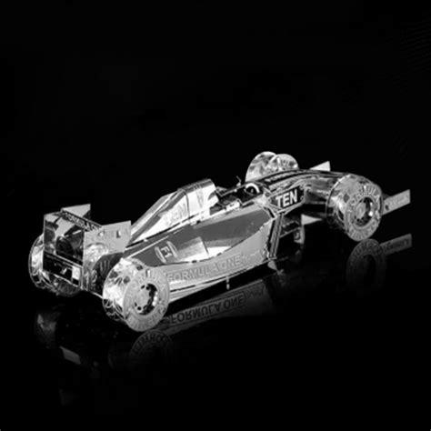 Consultez les meilleures annonces de voitures d'occasion. 3D DIY Ferrari F1 Style Creative Puzzle Toy - Silver - Free Shipping - DealExtreme