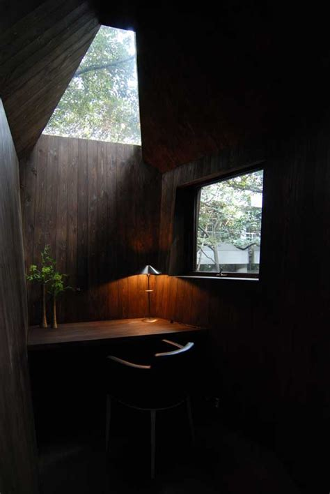 dancing trees singing birds tokyo  architect