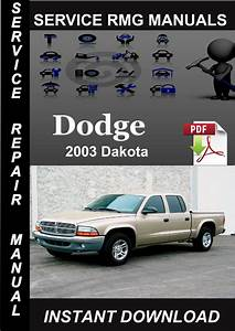 2003 Dodge Dakota Service Repair Manual Download