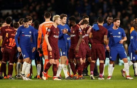 Barcelona 3-0 Chelsea (4-1 on aggregate): Champions League – as it happened | Football | The Guardian