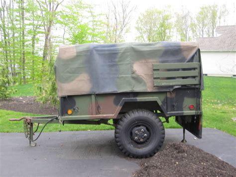 military trailer cer m101 military trailer tacoma world