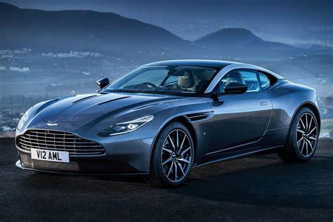 New James Bond Car 2017 Aston Martin Db 11