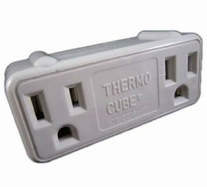 Thermocube Thermostat Controlled Outlet Tc