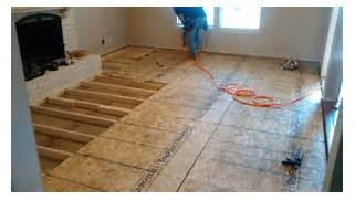 Hardwood Floors Sunken Living Room by Sunken Living Room Renovationz