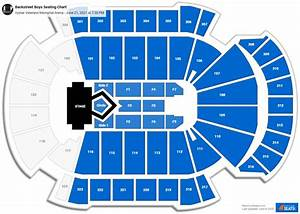 Vystar Veterans Memorial Arena Seating Charts For Concerts
