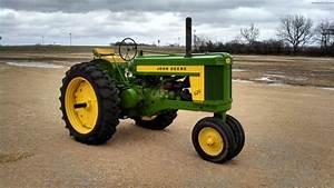 1957 John Deere 620 Tractors - Row Crop   100hp