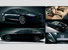 Aston Martin Rapide Concept 2006 pictures, information