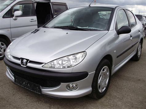 used peugeot used 2007 peugeot 206 sedan photos 1400cc gasoline ff