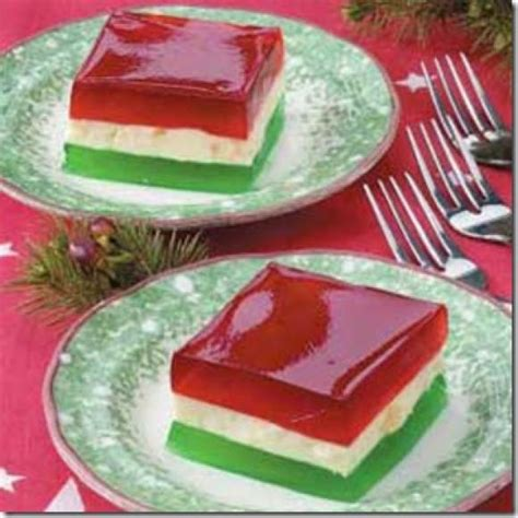 jello recipe yogurt gelatin ribbon salad recipe dishmaps