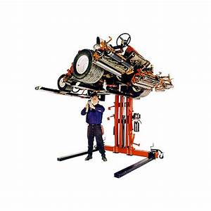 Commercial Mower Lifts