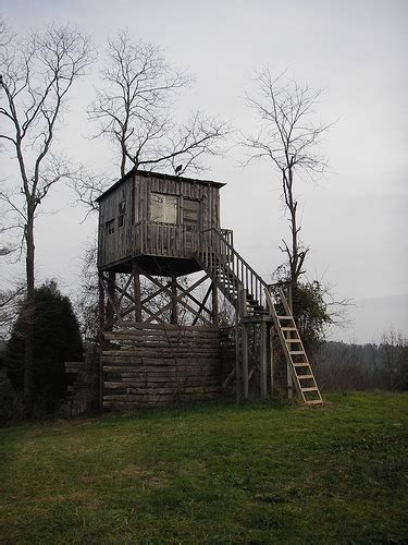 wood project ideas complete wood hunting stand plans