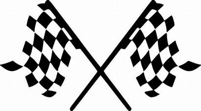 Flag Racing Flags Checkered Decal Vinyl Clipart