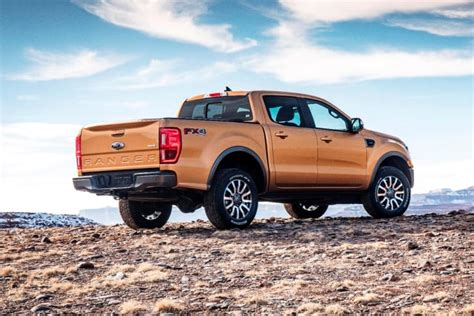 ford compact pickup