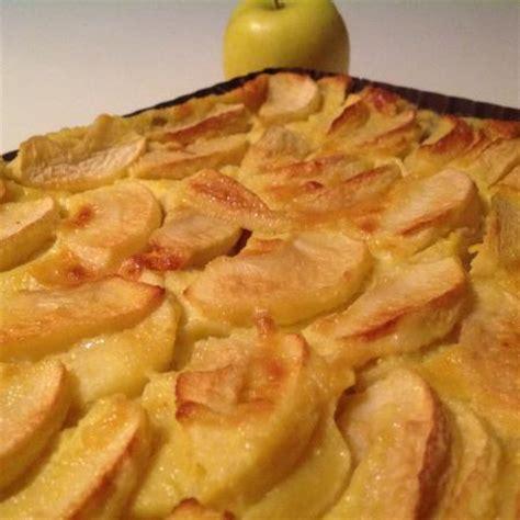 tarte aux pommes sans p 226 te cooking chef de kenwood espace recettes