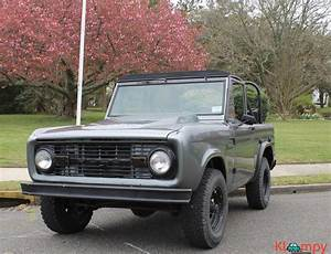 1970 Ford Bronco 302 Crate Engine Manual