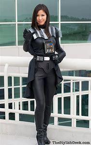 Lady Darth Vader Costume