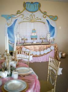Kara's Party Ideas Princess Cinderella Themed Birthday