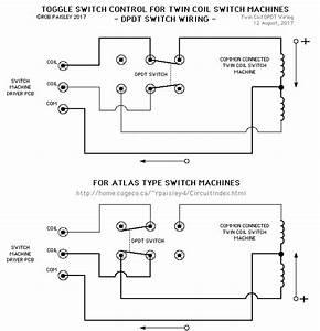 Twin Coil Switch Machine Driver