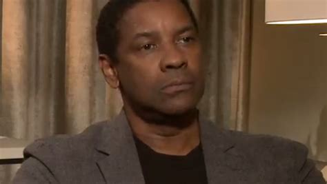 Pissed Meme - why is denzel washington so pissed off about becoming a meme craveonline