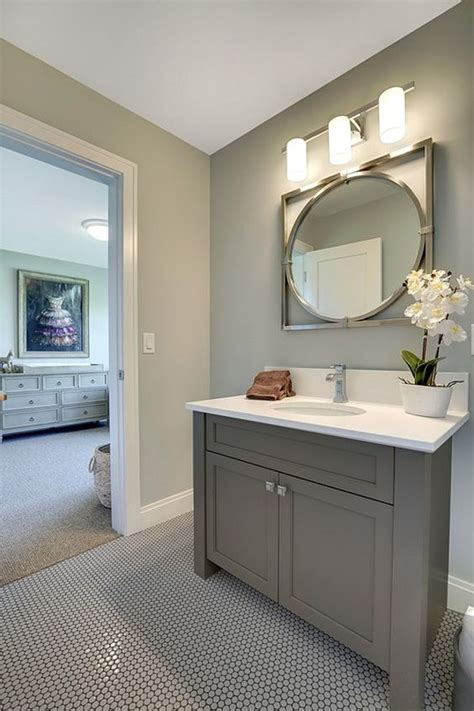 grey bathroom cabinets bathroom cabinet paint  grout