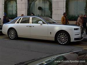 Rolls Royce France : rolls royce phantom spotted in paris france on 03 03 2018 ~ Gottalentnigeria.com Avis de Voitures