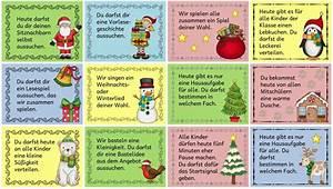 Adventskalender Grundschule Ideen : ideenreise blog adventskalendergutscheine ~ Somuchworld.com Haus und Dekorationen