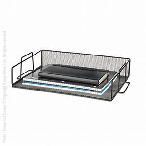 mesh letter tray black design ideas With designer letter tray